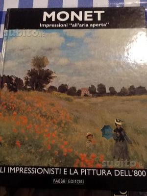 Libro: Monet (Fabbri Editori)
