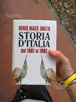 Libro Storia d'Italia Smith
