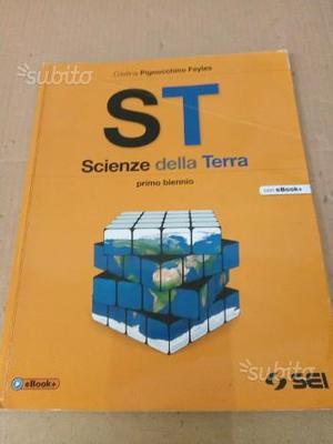 Libro scolastico scuola superiore