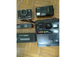 Lotto 6 Fotocamere VINTAGE