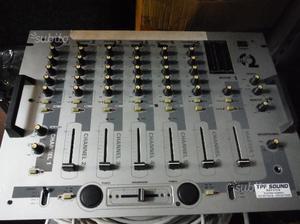 Mixer 6 canali per dj JBSystem