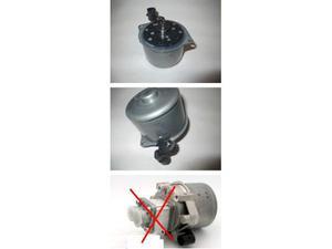 Motore elettrico pompa cambio f1 ferrari maserati aston