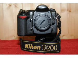 Nikon D 200 reflex digitale