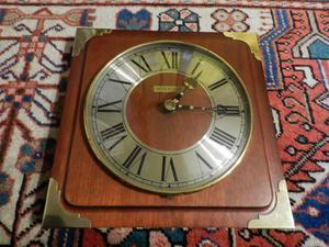 Orologio da muro in legno funzionante Kienzle