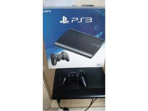PS3 superslim 12GB usata+17 giochi
