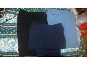 Pantaloni classici uomo taglia 48 vari colori