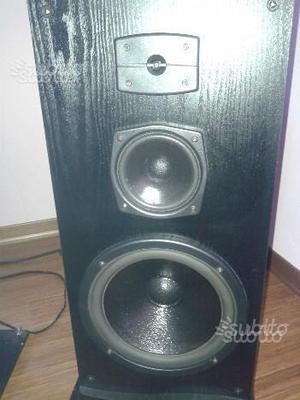 Rcf casse acustiche diffusori rcf dyaton 4