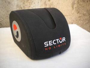 Sector scatola per orologio originale nera