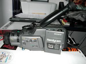 Videocamera sony video 8