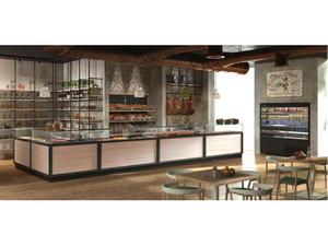 Per bar gelaterie banco pozzetto ifi posot class for Ifi arredamenti