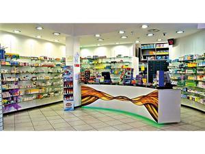 Arredamenti completi per farmacie parafarmacie posot class for Arredamenti per parafarmacie