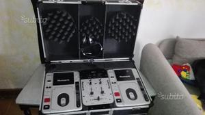 Console dj numark fusion 111,completa