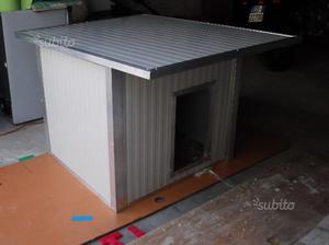 Cuccia termica riscaldata coibentata cane posot class for Cuccia cane coibentata