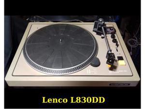 Giradischi Lenco L830DD