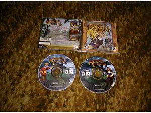 Monkey island 4 escape from gioco pc originale 2 cd custodia