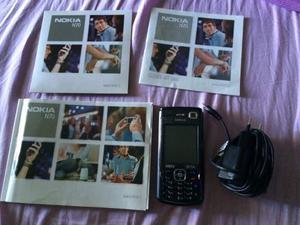 Nokia N70 nero