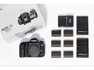 Reflex - canon 7d mark ii - 1 anno di garanzia + accessori