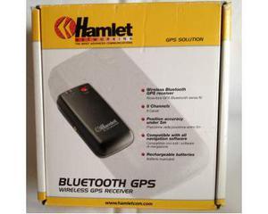 Ricevitore GPS Bluetooth Hamlet