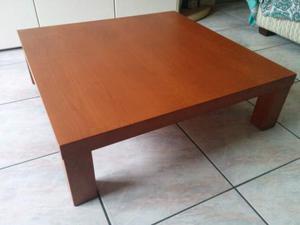 Tavolino basso da soggiorno di legno posot class - Tavolino soggiorno ...