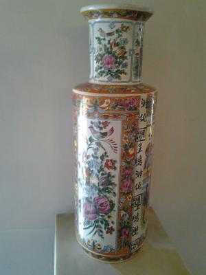 Vaso ceramica stile cinese