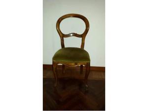 Sedie Francesi Usate : Bellissime sedie alla veneziana stile luigi posot class
