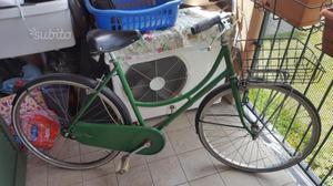 Bicicletta vintage stazione donna 26