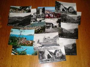 Cartoline Liguria - lotto 15 cartoline - SPEDIZIONE GRATIS