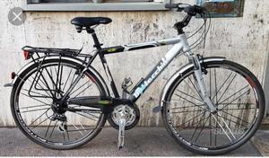City bike uomo ammortizzata