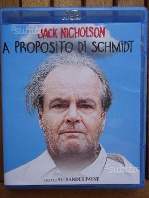 Film Blu Ray A proposito di Schmidt