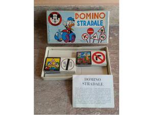Gioco Club di Topolino Walt Disney Domino Stradale