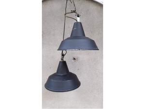 Lampade cappelloni industriali  Posot Class