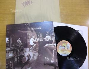 Led Zeppelin In through the out door LP 33 giri