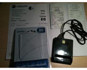 Lettore smart card nuovo con garanzia