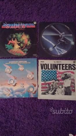 Lotto 9 dischi vinile Jefferson Airplane Starship