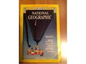 "National geographic fine anni 70""riviste Inglese"