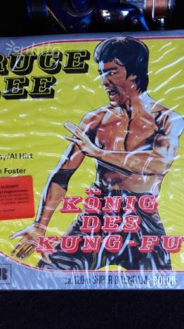 Pellicole super 8 Bruce Lee