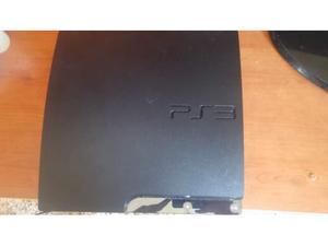 Playstation 3 slim modificata,joystick e giochi