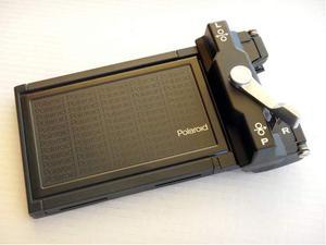"""Polaroid Dorso 545i 4x5 4""""x5"""" Ottime Condizioni Sinar Linhof"""