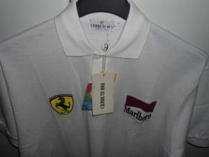 Polo scuderia Ferrari Marlboro