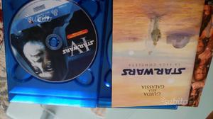 Star wars serie completa in blu ray