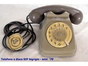 Telefoni vintage funzionanti