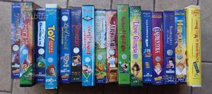 Videocassette Walt Disney originali