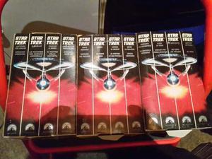 Videocassette originali star trek 1 serie