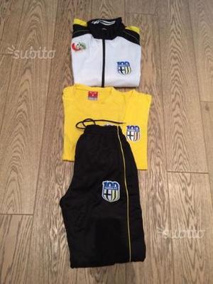 Abbigliamento calcio Parma Soccer school