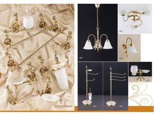 Accessori Da Bagno Con Swarovski : Accessori da bagno ottone e oro posot class