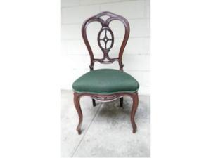 Antica sedia Luigi Filippo