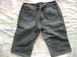 Pantaloni guess rossi tg 29 elasticizzati   Posot Class