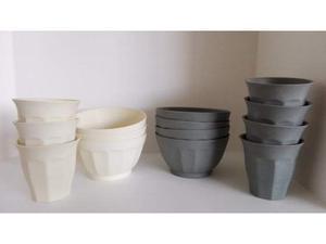 Posate bicchieri piatti e ciotole colorate ikea posot class - Piatti plastica ikea ...