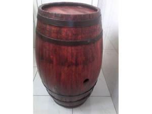 Botte di vino in legno usata