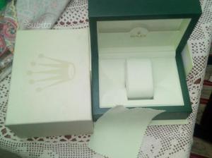 Box scatola e contro. rolex sea dweller daytona